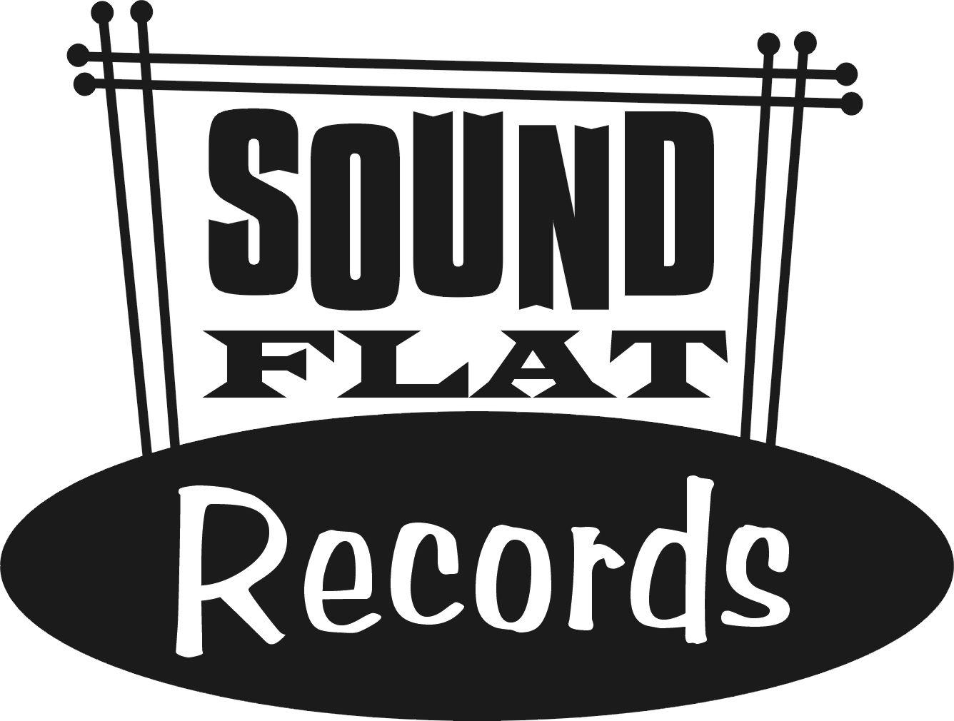 soundflat logo 50s
