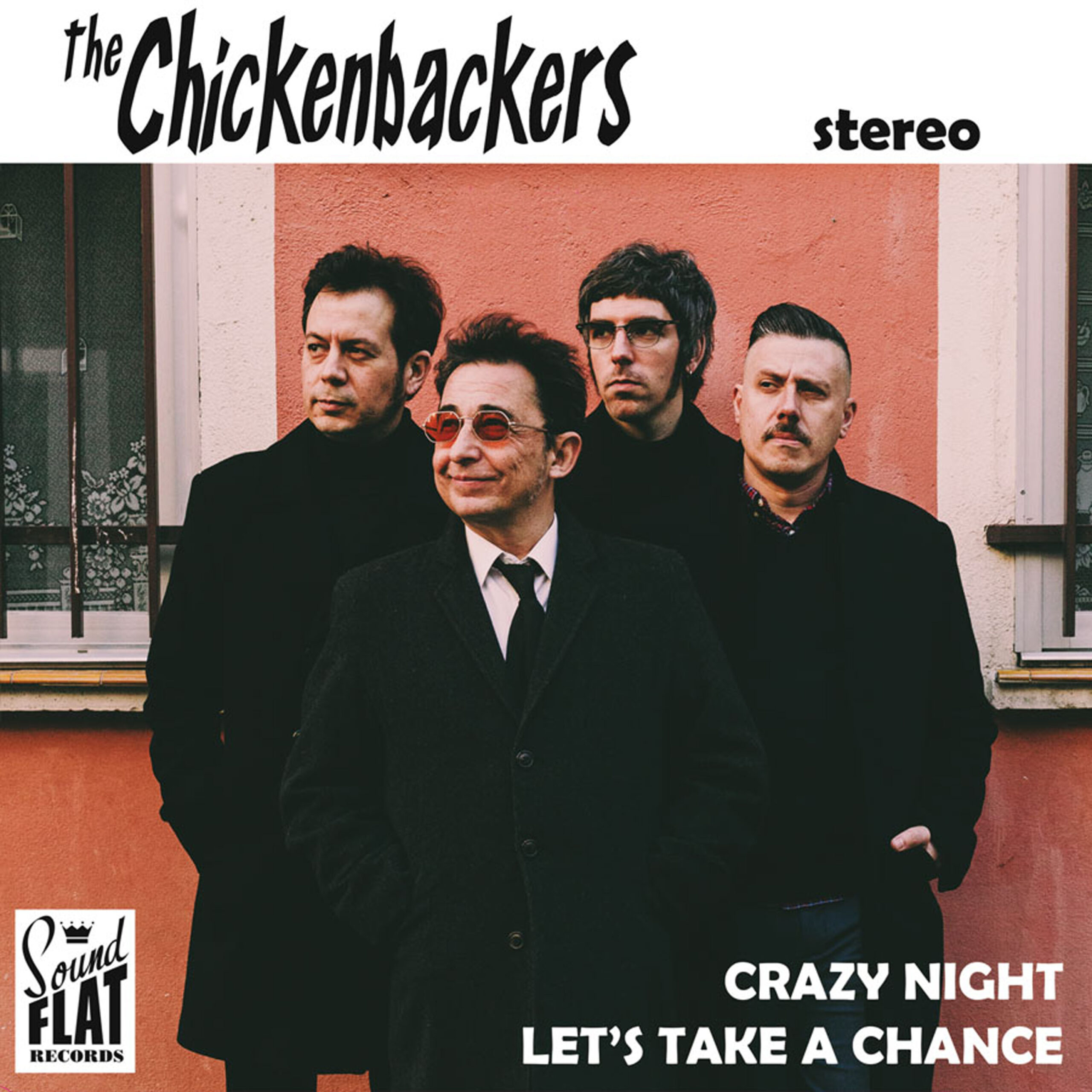 """THE CHICKENBACKERS - Crazy Night 7"""""""